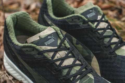 "PUMA x Sneakersnstuff ""Swedish Camo Pack"""