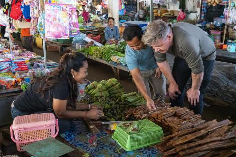 Gordon Ramsay-På ny mark (Laos)
