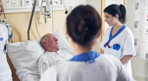 Kön bör i högre grad styra behandling vid mantelcellslymfom