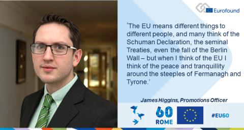 What the EU means to James Higgins