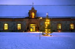 Sveriges största julmarknad inomhus