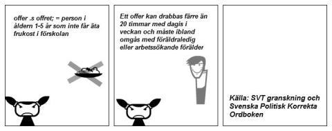 SVT upptäcker orättvisor inom den svenska förskolan
