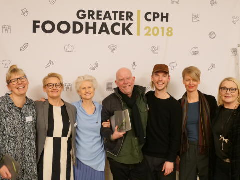 Greater CPH Food Hack Jury och moderator