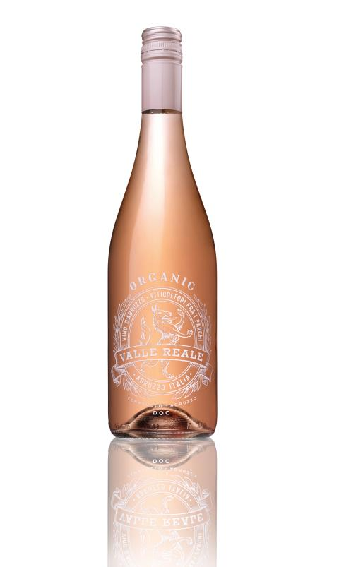 Valle Reale Rosé ny design