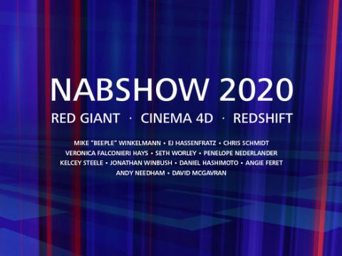 Maxon To Host Virtual NAB 2020 on C4DLive.com