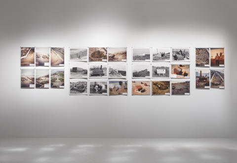 Ulf Rollof, Dokumentation ABANDONADO, 1992