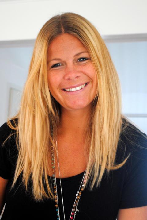 Johanna - ny fabrikschef för Abetongs fabrik i Falkenberg