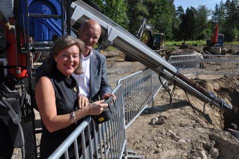 Nytänkande när Linköping bygger skola
