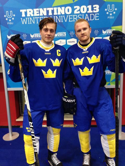 Joachim Thomson och Wiking Westlund