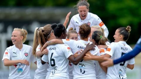 Vi är värdar för FC Rosengårds match mot Linköpings FC