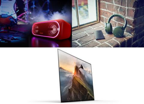 Innovazione costante, qualità e design al servizio dell'intrattenimento, per consentire agli utenti di concentrarsi solo su immagine e suono