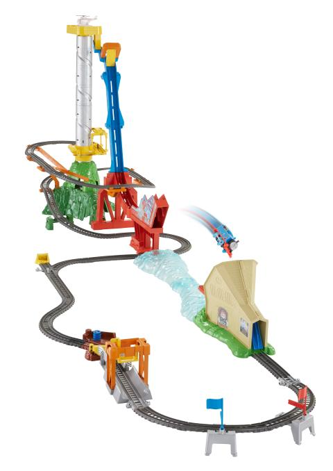 Thomas & Friends TrackMaster Sky-High Bridge Jump - Mattel