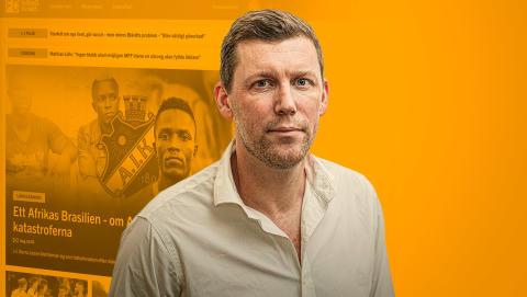Mathias Lühr ny chefredaktör på FotbollDirekt