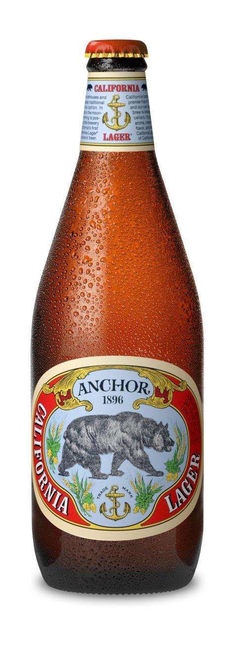 Anchor California Lager lanseras på Systembolaget