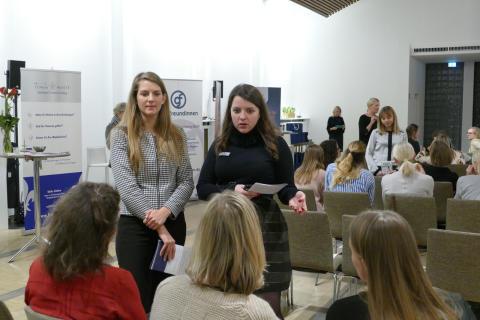 Frauen investieren erfolgreich, aber zu wenig - Frauen Finanz Forum beim Börsentag Dresden