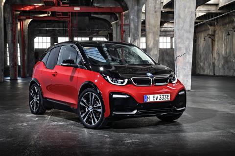 Helt nye BMW i3s