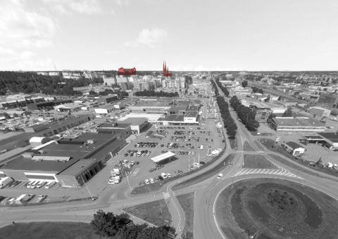 Dreem Arkitekter ritar på nytt projekt i Uppsala