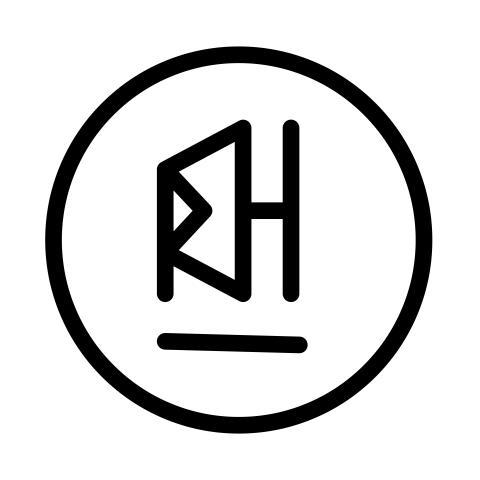 RMH logotype
