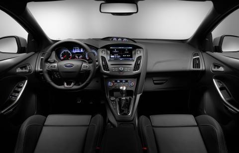 Nye Ford Focus ST