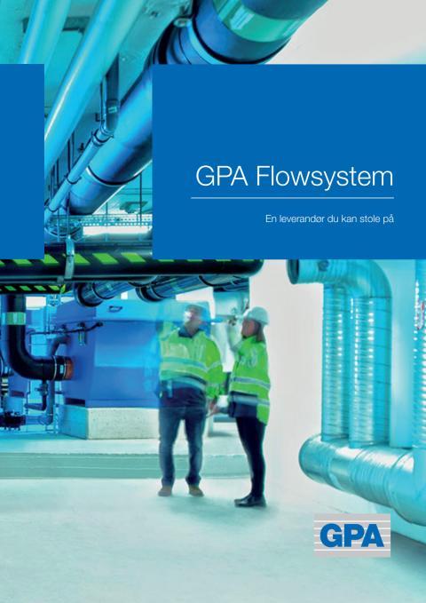 GPA Profilbrochure 2018