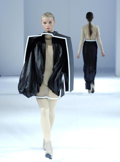 Johan Nordberg, modedesign