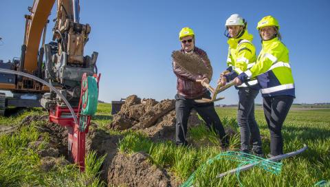 Nu är bredbandsutbyggnaden på landsbygden igång!