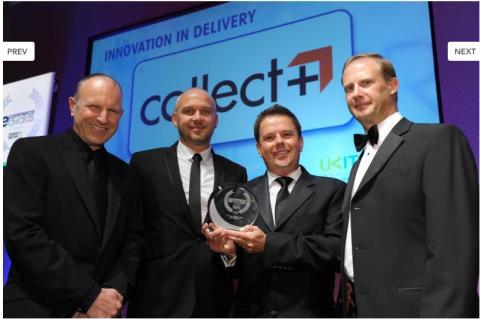UKITA sponsors award at e-Commerce Awards