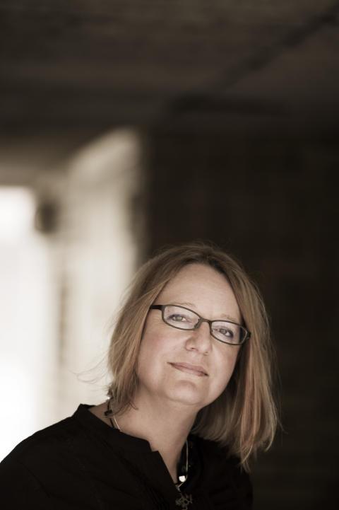 Kristina Hård är pristagare av Göteborgs Stads Litteraturpris 2016