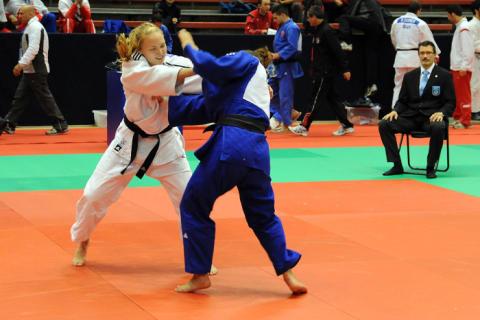 Helsingborg Arena har fått judon på fall