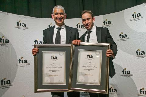 ​Financial Intermediaries Association gives Discovery top honours