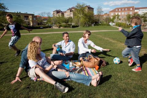 Helsingborg renare, snålare och rikare med fjärrvärme