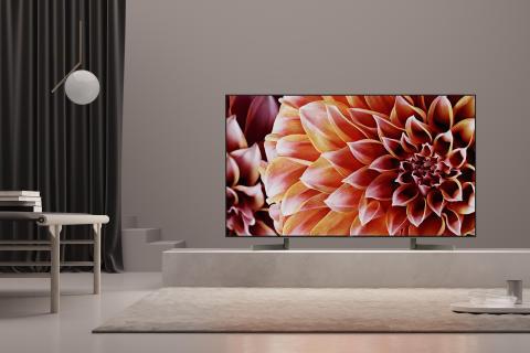 Sony annuncia la disponibilità dei TV 4K HDR Serie XF90