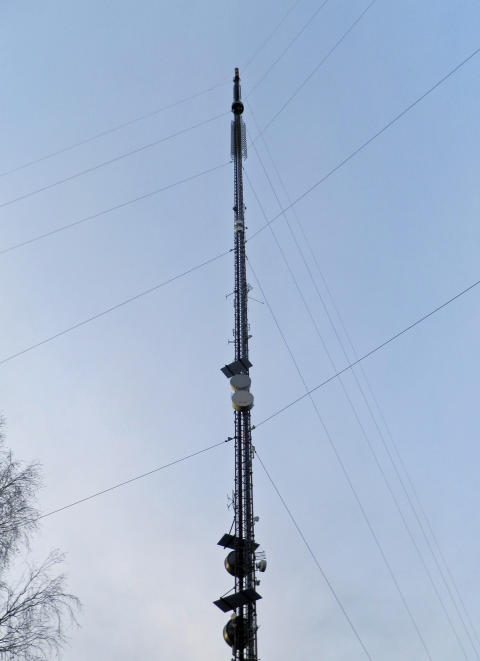 Tv fyller jämnt i Älvsbyn