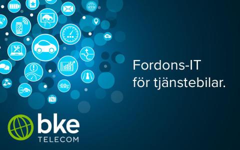 Fordons-IT för tjänstebilar och mobila företag.