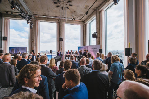 Groundbreaking Event Amsterdam