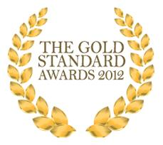 THE 2012 GOLD STANDARD AWARDS