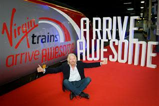 Passenger power: Virgin Trains puts investment options to the vote