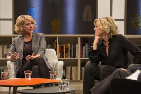 Cecilie Frøkjær og Pernille Højmark