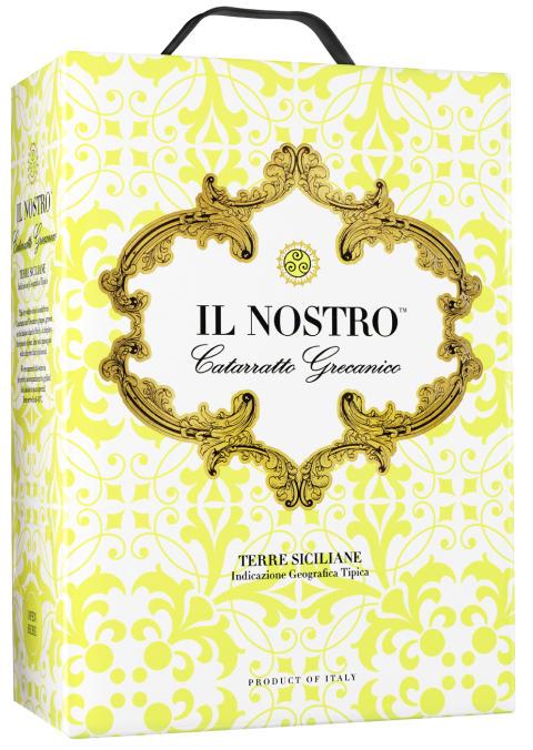 Succévinet i ny årgång - Il Nostro Catarratto Grecanico!