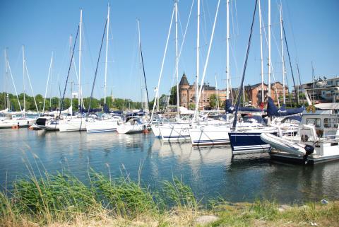 Gustavsbergs hamn - Farstaviken