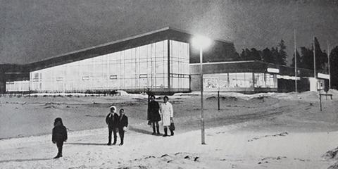 Kumlahallen fyller 50 år och det ska vi fira!