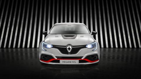 Nya Renault MÉGANE R.S. TROPHY-R  - med exklusiv prestanda