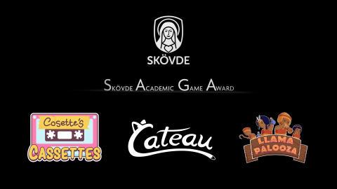 SAGA-nominerade spel