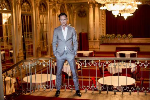 Grand Hôtel bjuder på klappar och klassiker med Orup