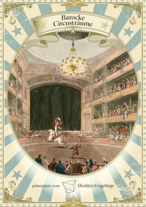 »Barocke Circusträume« Crowdfunding gestartet