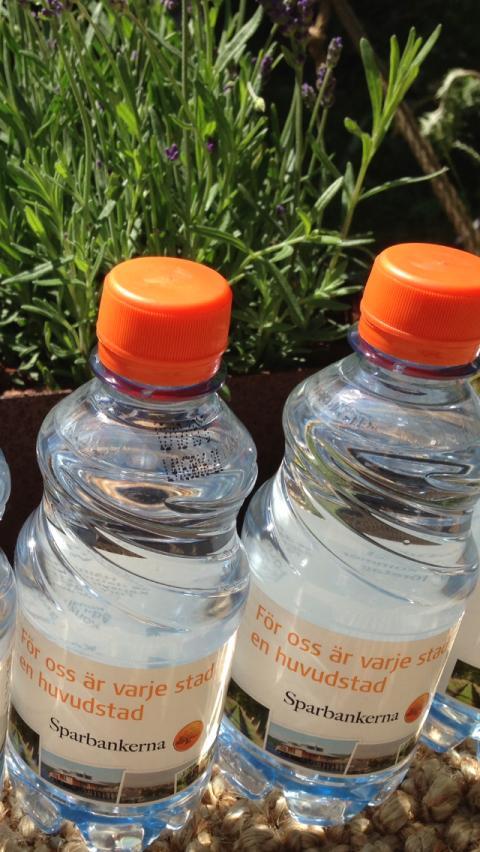 Flaskor Sparbankerna