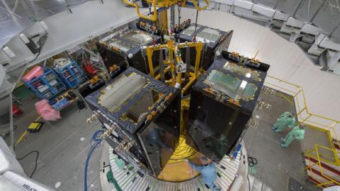 RUAG Space lyfter Galileos navigeringssystem till nya nivåer