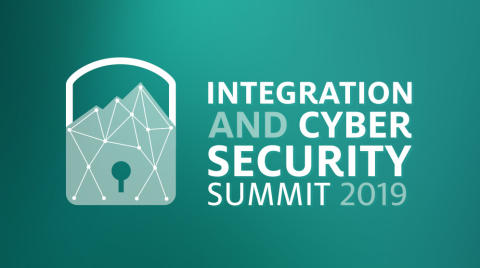 Logotyp ICSS - Integration and cyber security summit 2019