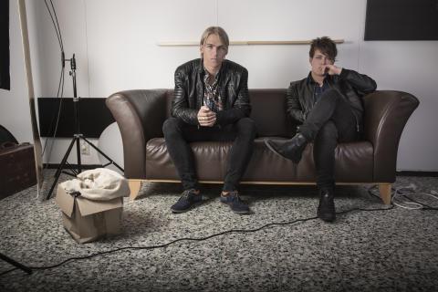 I AM NOVA (Carl-Oscar Andersson, Jonathan Larsson)