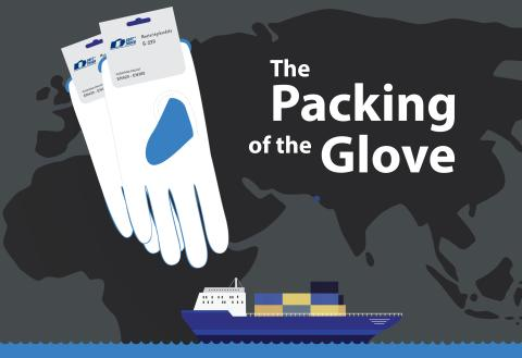 Bakom kulisserna - The Packing of The Glove